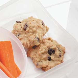 Oat Raisin Cookies Recipe