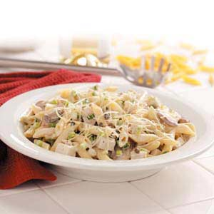 Creamy Chicken and Pasta Recipe