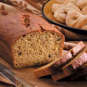 Winter Squash Banana Bread Recipe