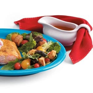 Sweet 'n' Sour Salad Dressing Recipe