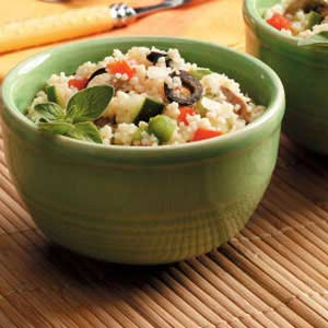 Quick Couscous Salad Recipe