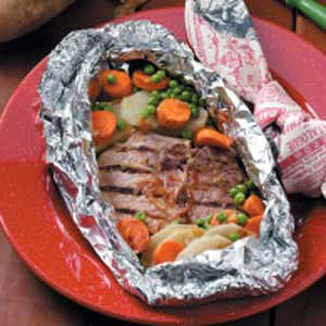 Dinner in a Packet Recipe