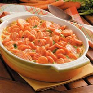 Party Carrots Recipe