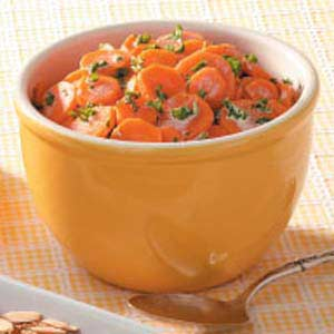 Belgian-Style Carrot Coins Recipe