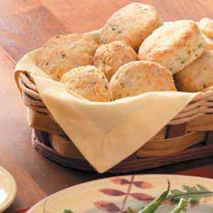 Garden Biscuits Recipe