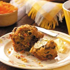 Morning Muffins Recipe