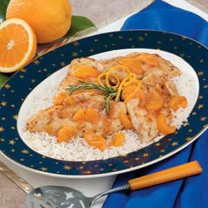 Mandarin orange chicken recipe taste of home mandarin orange chicken recipe forumfinder Image collections