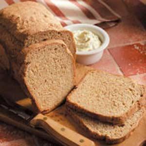 Three-Grain Bread Recipe