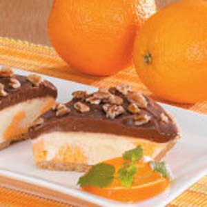 Chocolate Orange Pie Recipe