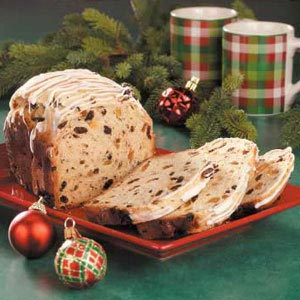 Grandma's Christmas Bread Recipe