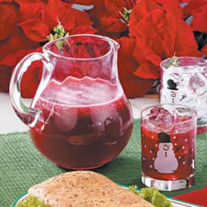 Cranberry Beverage Syrup
