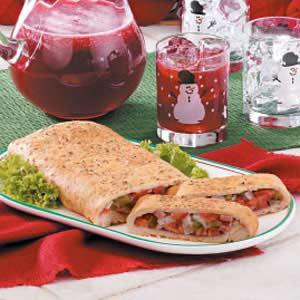 Stromboli Crust Mix Recipe