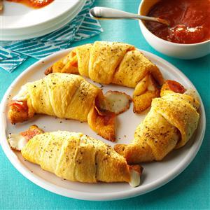 Pepperoni Roll-Ups Recipe