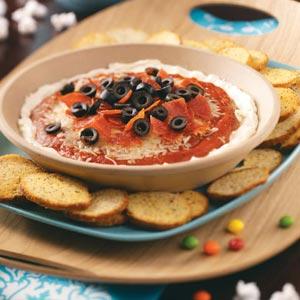 Olive Pepperoni Spread
