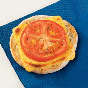 Tomato Cheese Pizzas