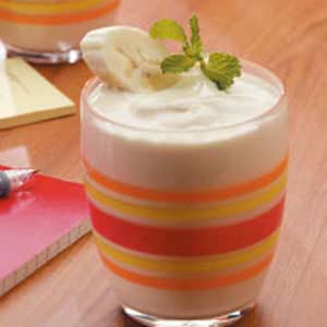Thick Banana Shakes Recipe