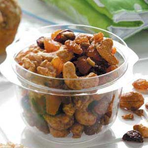 Fruit and Nut Trail Mix