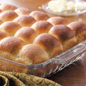 Herb Potato Rolls Recipe