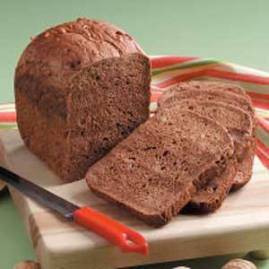 Walnut Cocoa Bread Recipe