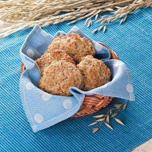 Rye Biscuits Recipe