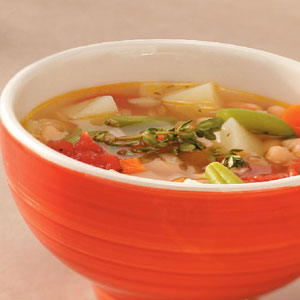 Veggie Bean Soup Recipe