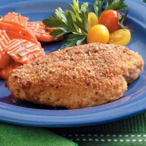 Crumb-Coated Chicken Recipe