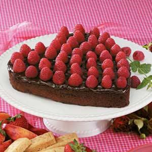 Devilish Valentine's Cake Recipe