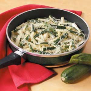 Creamy Zucchini Recipe