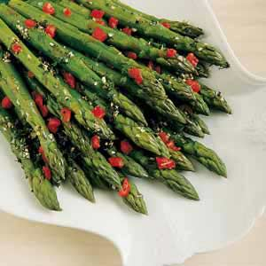 Dilly Asparagus Recipe