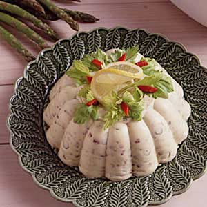 Molded Asparagus Salad Recipe