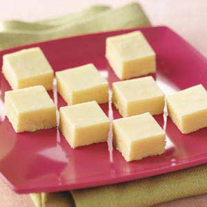 Lemon Fudge Recipe