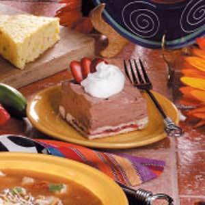 Strudel Pudding Dessert Recipe