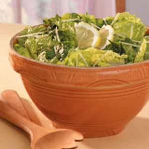 Lemony Caesar Salad Recipe