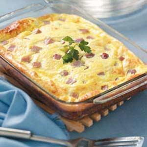 Omelet Casseroles Recipe