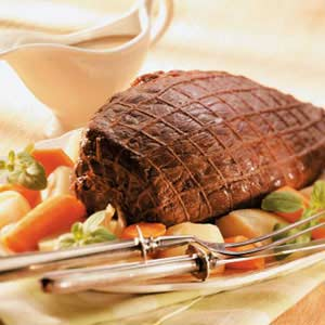 Pot  Roast with Vegetables Recipe