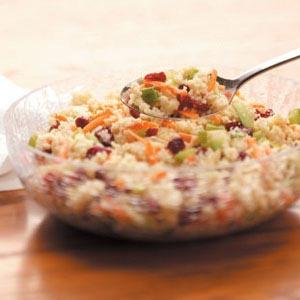 Calico Cranberry Couscous Salad Recipe