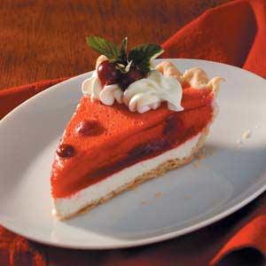 Cranberry Cream Cheese Pie Recipe