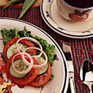 Dilled Vegetable Salad Recipe