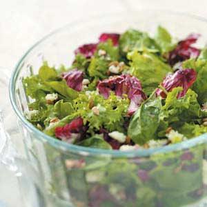 Fancy Green Salad Recipe