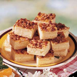Family Cheesecake Squares Recipe
