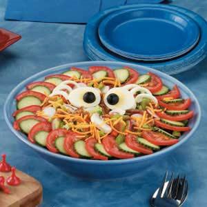 I Spy Salad Recipe