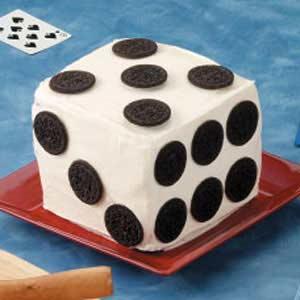 High Roller Cake Recipe