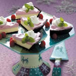 Raspberry Cream Cheesecake Recipe