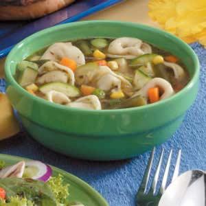 Pesto Minestrone Recipe