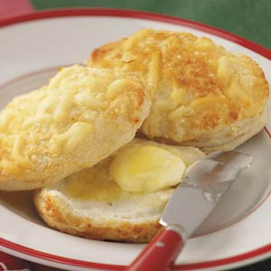 Homemade Cheese Biscuits Recipe