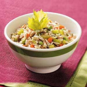 Veggie Rice Bowl Recipe
