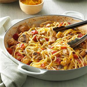 Italian Turkey Skillet Recipe
