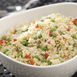 Colorful Rice Medley Recipe