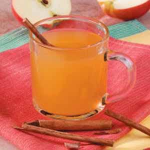 Citrus Apple Cider Recipe