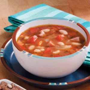 El Paso Bean Soup Recipe